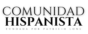 COMUNIDAD HISPANISTA de Patricio Lons